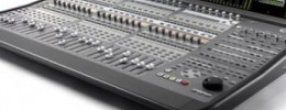 Superficie de control Digidesign C|24