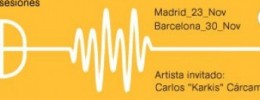 Bits for Sound en Madrid y Barcelona