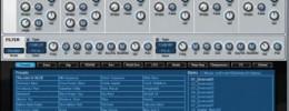 Versión 1.7 de Rob Papen Blue