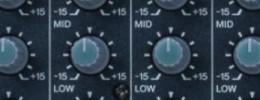 La mezcla: ecualizadores y procesadores de dinámica