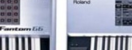 Primer vistazo a los nuevos Roland Fantom-G