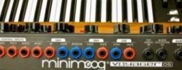 Imágenes del Minimoog Voyager Old School