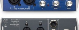 PreSonus AudioBox y FireStudio Tube en producción