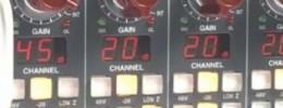 Previo de cuatro canales AMS Neve 4081 en el NAB Show