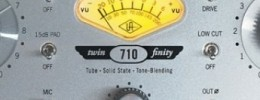 UA 710 Twin-Finity: el preamplificador transformista