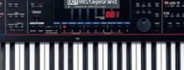 Nuevo sinte de directo Roland Juno-Stage