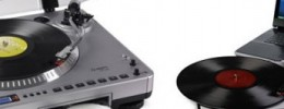 Digitalizadores de vinilos Numark PT-01USB y LP 2 CD
