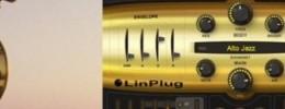 Sintetizador de saxofón LinPlug SaxLab 2