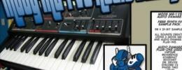 Set de samples gratuito Moog M1 vs Audio Damage
