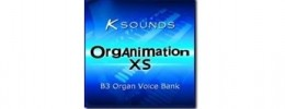 K-Sounds presenta patches de órganos B3 para Motif XS