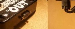 Caja de conexiones externa duet:BREAKOUT para Apogee Duet