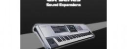 Librerías de expansión GX Series de Sinevibes para Fantom-G