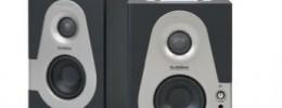 Monitores Samson con dock para iPod