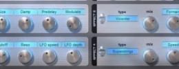 Plugin multiefectos modular Tone2 Warmverb