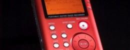 TASCAM GT-R1, grabador portátil para guitarristas y bajistas