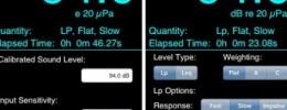 SoundMeter, un medidor de nivel sonoro para el iPhone