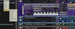 Módulo de sonido Synergy de Sample Logic