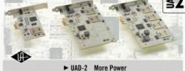 Primera información de Universal Audio UAD-2