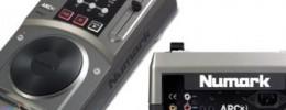 Nuevo reproductor CD compacto ARC 3 de Numark