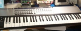 Integrar un Shruthi-1 en un Novation Remote 61 SL MkII