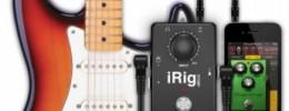 IK Multimedia presentará iRig Stomp en el NAMM