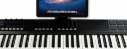 Music Computing ControlTOUCH, controlador MIDI con pantalla táctil