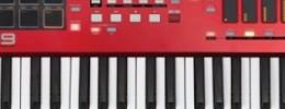 Akai Max 49, nuevo controlador MIDI y CV