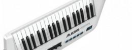 Alesis Vortex Keytar, pads, acelerómetro y compatible con iOS