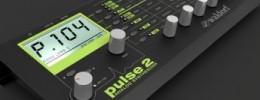 Waldorf anuncia Pulse 2, un sintetizador analógico monofónico
