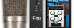 IK Multimedia anuncia iRig PRE