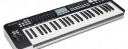 Nuevos teclados controladores Carbon y Graphite de Samson
