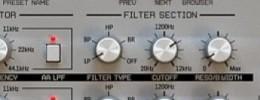 Decimort simula el procesamiento de los samplers vintage