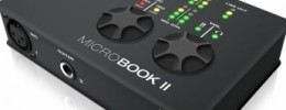 MOTU anuncia MicroBook II