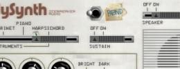 HandySynth, un Yamaha HandySound HS-200 para Kontakt 5
