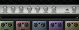 Mellowhead, modelado de amplis y efectos para Mac