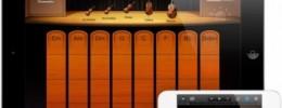 El nuevo Garageband para iPad permite jams entre varios dispositivos
