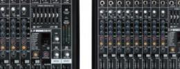 Nuevas mesas de mezcla compactas ProFX de Mackie