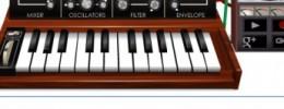 Google celebra el cumpleaños de Bob Moog con un doodle-sintetizador
