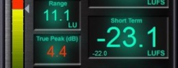 Steinberg presenta SLM 128, un medidor EBU R-128 gratuito para Nuendo 5 y Cubase 6.5