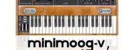 Arturia Minimoog V Original disponible