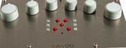 Vavdo presenta A1, un controlador MIDI / OSC fabricado a mano