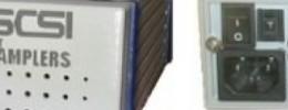 Tarjetas de estado sólido para samplers con SCSI
