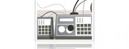 Puremagnetik samplea cuatro cajas de ritmo digitales