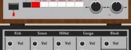 V-Pops, una emulación gratuita de Korg Minipops Junior