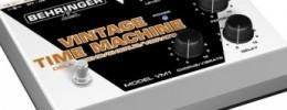 Nuevo pedal VM1 de Behringer