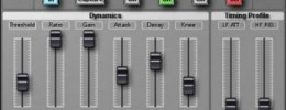 Analizador de espectro para Mac de Pro Audio DSP