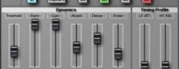 Analizador de espectro para Mac de Pro Audio DSP