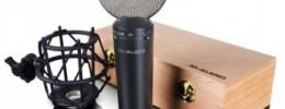 Nuevo micrófono Luna II de M-Audio