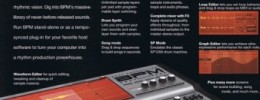 BPM: La nueva máquina de ritmos de MOTU