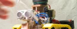 El robot batera